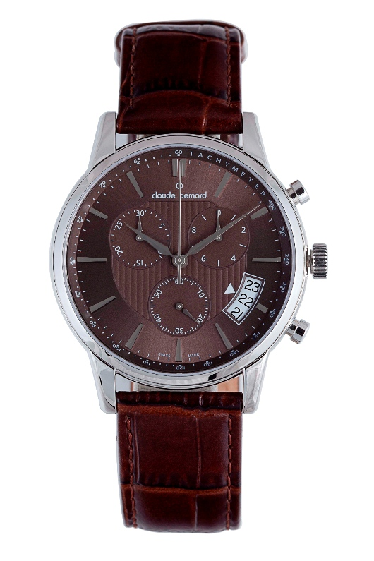 Claude Bernard Classic Chronograph 01002 3 BRIN